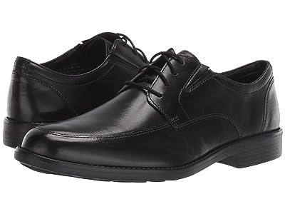 Bostonian Birkett Apron (Black Leather) Men
