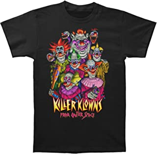 killer klowns from outer space t shirt