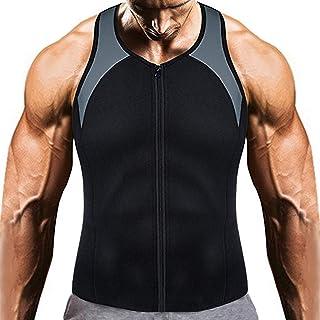 FORGANO(フォルガノ) サウナスーツ メンズ インナー 加圧シャツ 超発汗 脂肪燃焼 お腹引き締め トレーニングウェア