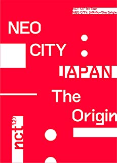 NCT 127 1st Tour 'NEO CITY : JAPAN - The Origin'(Blu-ray Disc2枚組)(初回生産限定盤)...