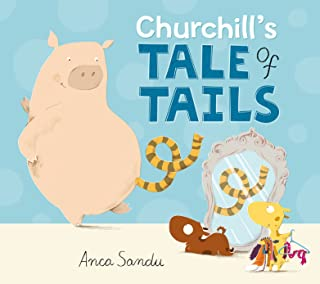 Churchill's Tale of Tails (English Edition)
