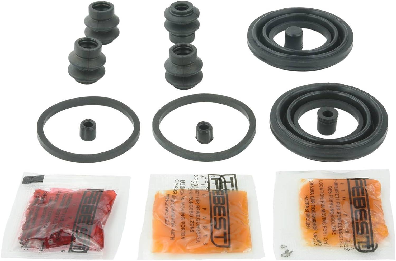 Rear Brake 最新号掲載アイテム Caliper Repair Kit Febest 日本メーカー新品 Oem 0275-E52R AY620-NS036