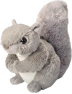 Wild Republic Squirrel Plush, Stuffed Animal, Plush Toy, Gifts for Kids, Cuddlekins 8 Inches