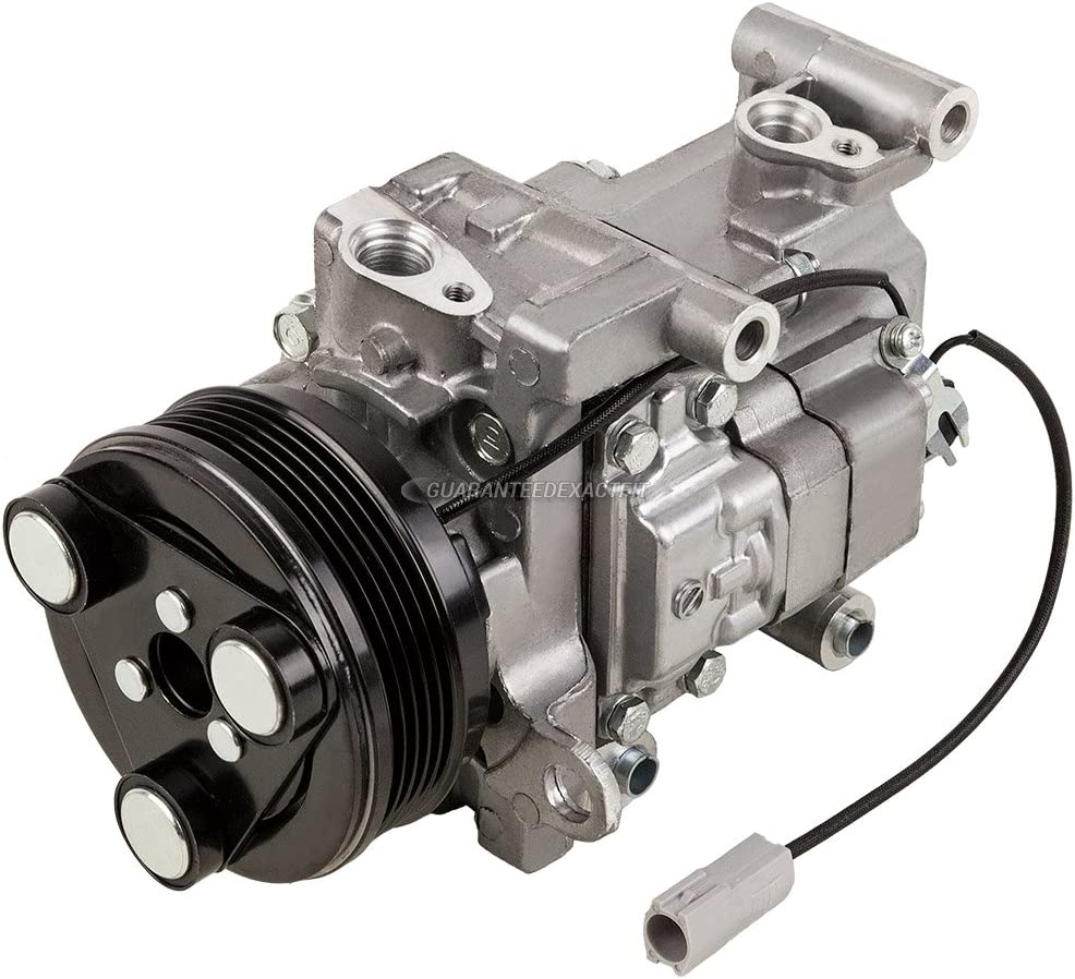 AC Compressor A C Clutch For Mazda Max 69% OFF 3 5 w Max 79% OFF - Pulley 5-Groove