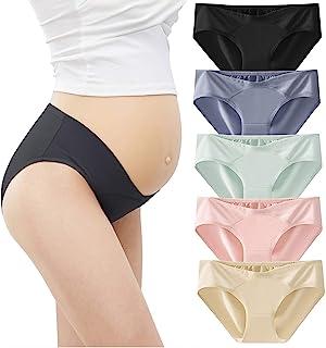 Dec Mocare Maternity Underwear Under Bump Womens Cotton Pregnancy Maternity Panties Multipack