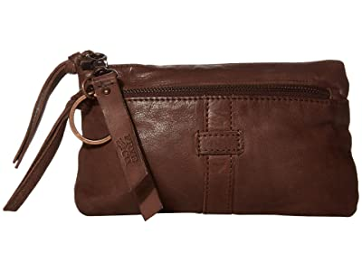 FRYE AND CO. Rubie Pouch (Dark Brown) Coin Purse