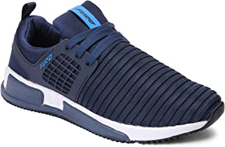 Furo (By Red Chief) Navy Walking Sports Shoes For Men (W3011 156) 8 Uk/India