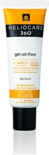 heliocare 360 gel oil free color