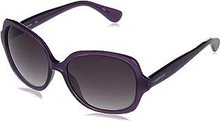 Women's Ck19538s Square Sunglasses