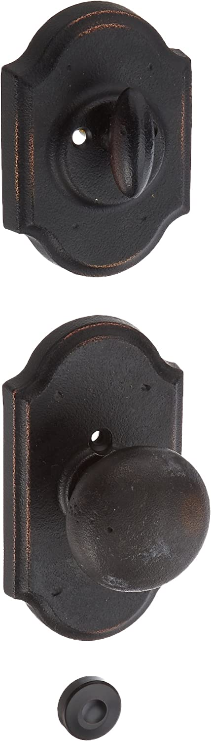 Weslock 07405--F10020 Large discharge sale Castletown Interior Oil-Rubb Handle Entry Lowest price challenge