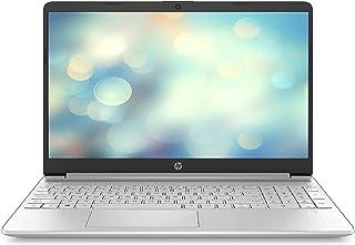 HP Laptop, 15.6 Inch Full HD Antiglare slim IPS, Ryzen 5-5500U hexa, 8GB RAM, 256GB SSD, Windows 10 Home, 15s-eq2220nd, Zi...