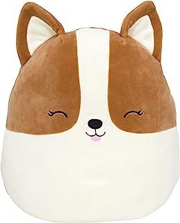 Squishmallow 12-Inch Corgi - Add Regina to Your Squad, Ultrasoft Stuffed Animal Medium-Sized Plush Toy, Official Kellytoy ...