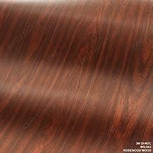 3M DI-NOC WG-663 Rosewood Woodgrain 4ft x 1ft (4 sq/ft) Vinyl Film Series