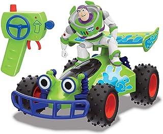 ディズニー ピクサー『トイ・ストーリー 4』ターボバギー バズ・ライトイヤー RC / Disney Pixar Toy Story 4 Turbo Buggy W/Buzz Lightyear Radio Control Vehicle 最新...