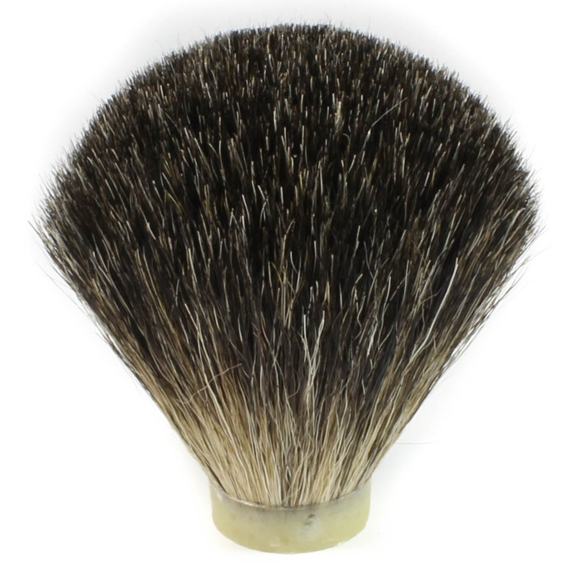 Pure Badger Hair Shaving Ranking integrated 1st New Orleans Mall place Brush Knot 63mm 20mm x