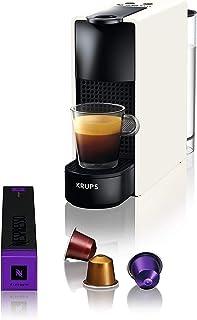 comprar comparacion Nespresso Krups Essenza Mini XN1101 - Cafetera monodosis de cápsulas Nespresso, compacta, 19 bares, apagado automático, co...