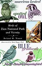 Birds Of Zion National Park Vicinity