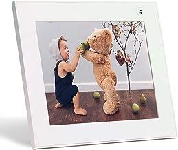"Aura Digital Photo Frame - 9.7"" HD Display with 2048x1536 Resolution - Oprah's Favorite Things List 2018 - Unlimited Cloud Storage & Sharing - Modern Finish"