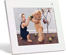 "Aura Digital Photo Frame, 10"" HD Display, 2048 x 1536 Resolution with Free Cloud Storage, Oprah's Favorite Things List 2018, Stardust WiFi Smart Frame"