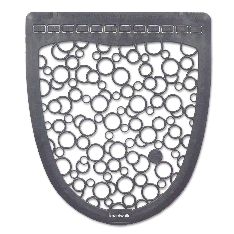 Boardwalk UMGW Urinal Mat 2.0 Rubber Direct stock discount 17 Ca 6 Gray 1 20 x White Max 77% OFF