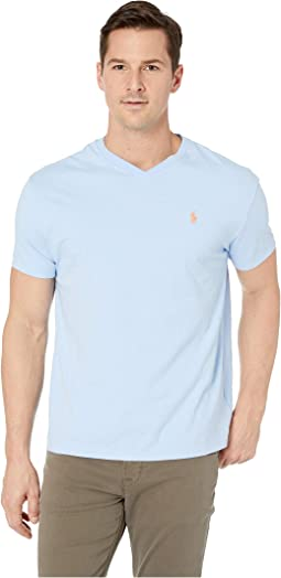 26/1 Jersey V-Neck Short Sleeve Classic Fit T-Shirt