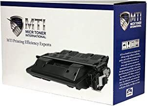 MICR Toner International Compatible Magnetic Ink Cartridge High Yield Replacement for HP 61X C8061X LaserJet 4100