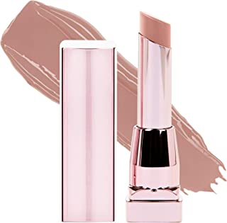 Maybelline New York Color Sensational Shine Compulsion Lipstick Makeup, Baddest Beige, 0.1 oz.