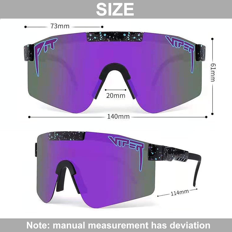 Glasses & Goggles Outdoor Sports Uv400 Polarized Sunglasses ...