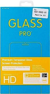 ソニー Sony Xperia Z4 docomo SO-03G au SOV31専用 強化ガラスフィルム 落下による液晶割れ、指紋防止に 気泡ゼロ「522-0062-03」