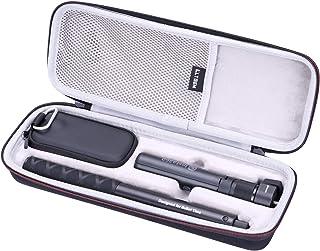 LTGEM - Carcasa rígida para cámara de acción Insta360 One X 360 (Goma EVA estabilizador FlowState)