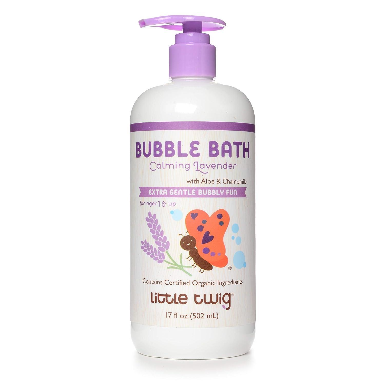 Little Twig Bubble El Paso Mall Bath Natural Lavender Direct store Formula Derived Plant