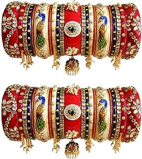cfc49df5fb641 Amazon.in: Bangles & Bracelets: Jewellery: Bangles, Bracelets & More