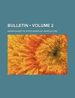 Bulletin (Volume 2 )