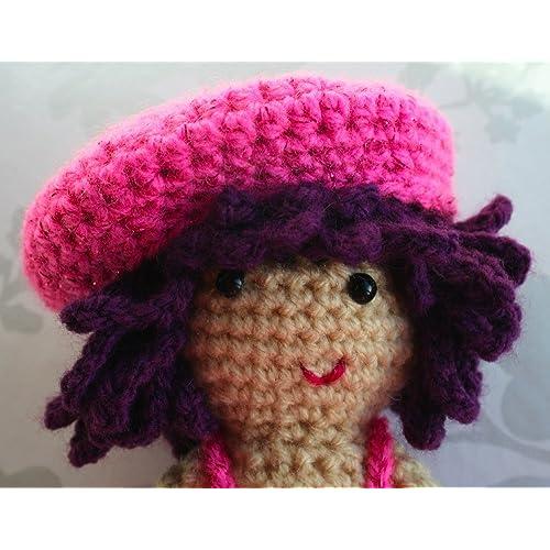 Amigurumi Doll Naughty Boy Free Crochet Pattern - Crochet.msa.plus | 500x500
