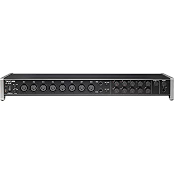 TASCAM オーディオMIDIインターフェース 16入力8出力 US-16x08