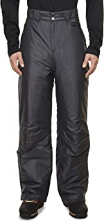 Swiss Alps Mens Insulated Ski and Snow Pants