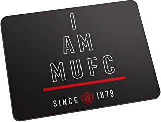 Official Personalised Manchester United FC I Am Mouse Mat