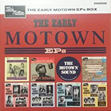 The Early Motown Eps [Vinilo]
