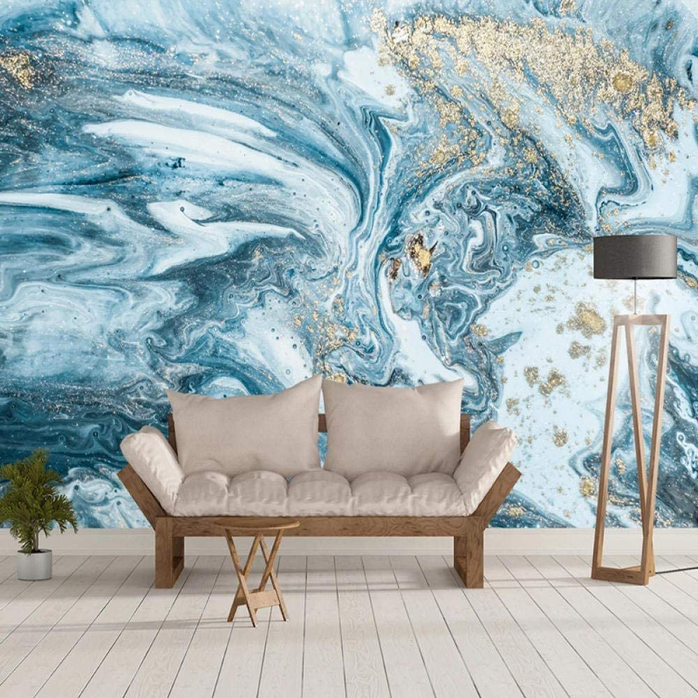 Custom Photo Wallpaper 3D sold out Abstract Ink Wall Marble Landscape Opening large release sale Pap