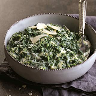 Omaha Steaks 4 (11 oz. pkgs.) Creamed Spinach