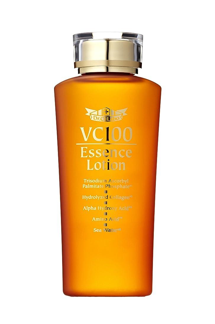 登録するモトリー羽ドクターシーラボ VC100エッセンスローション 高濃度ビタミンC 化粧水 150ml