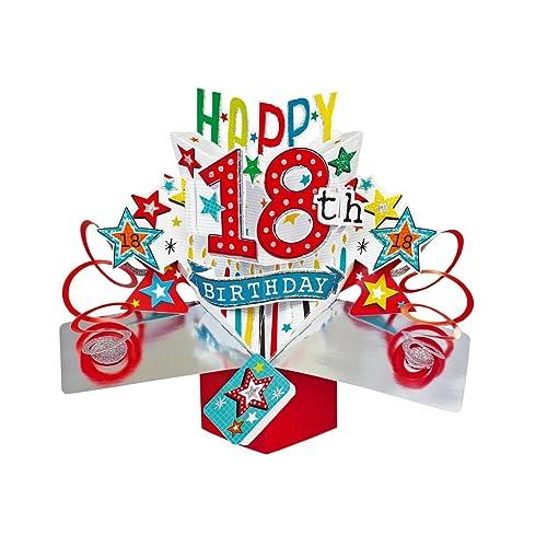 18th Birthday Card: Amazon co uk