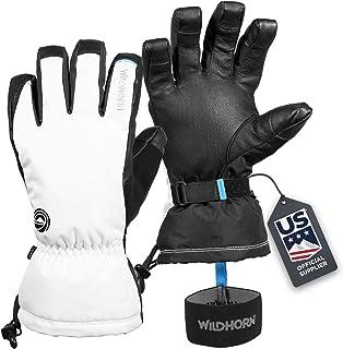 Wildhorn Breathable Unisex Tolcat Ski Gloves - US Ski Team Official Supplier