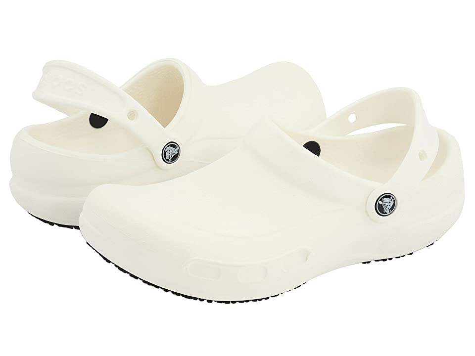 Crocs Bistro (Unisex) (White) Clog Shoes