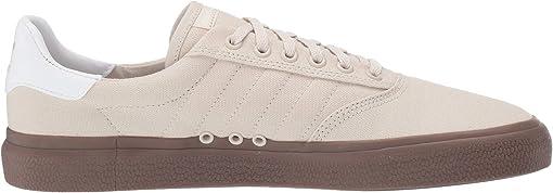 Clear Brown/Footwear White/Gum 5