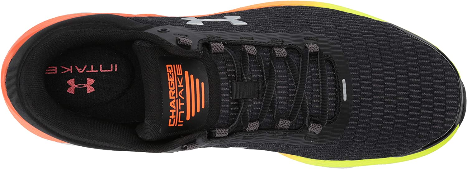Under Armour Mens Charged Intake 3 Running Shoe
