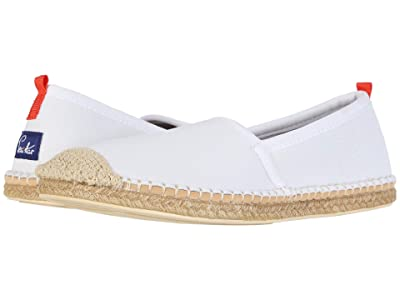 Sea Star Beachwear Beachcomber Espadrille Water Shoe (White) Women