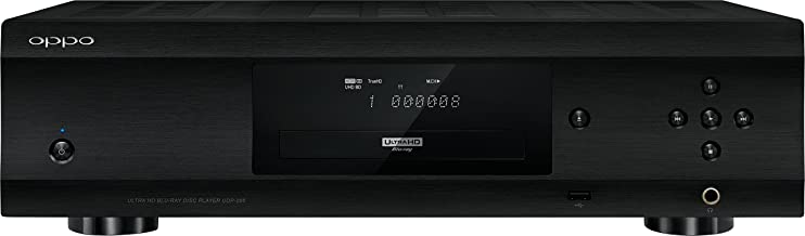 OPPO UDP-205 Ultra HD Audiophile Blu-ray Disc Player