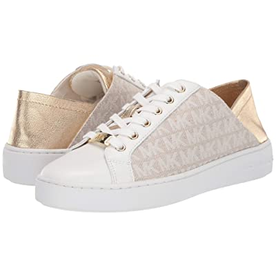 MICHAEL Michael Kors Bailee Sneaker (Optic/Ivory) Women