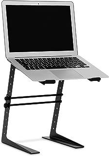 Relájese días laptop stand regulable en altura HBT 34,5 x 26 x 32 cm soporte notebook con recubrimiento de goma pies y titulares de altura 5-bandeja regulable para ergonómico trabajar Holder laptop para Djs